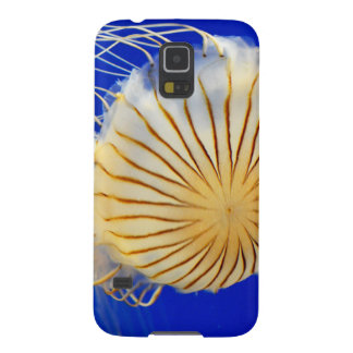 Jelly Fish Photo Print Galaxy S5 Covers