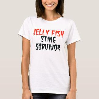 Jelly Fish Sting Survivor T-Shirt