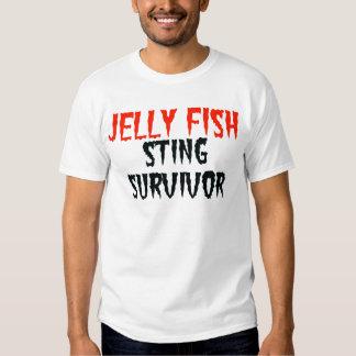 Jelly Fish Stung Tees