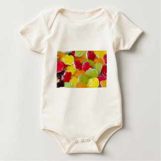 jelly frogs baby bodysuit