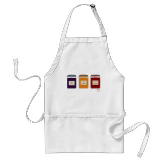 Jelly Jars Apron
