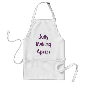 Jelly Making Apron