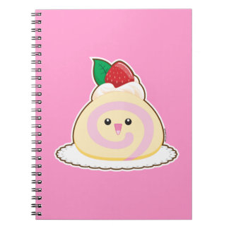 Jelly Roll Notebook