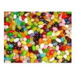 Jellybean Postcard