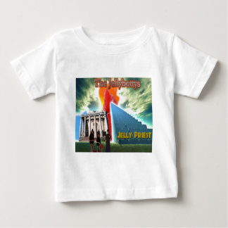 Jellybottys Jelly Priest Song Stairway To Heaven Baby T-Shirt