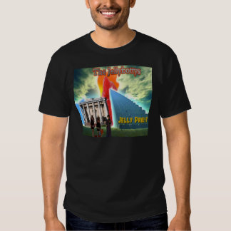 Jellybottys Jelly Priest Song Stairway To Heaven T Shirt
