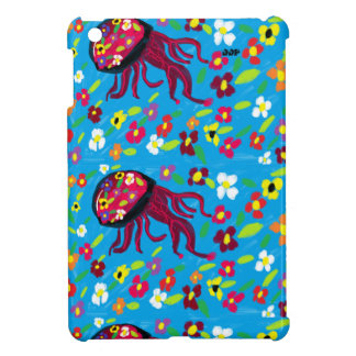 jellyfish art cover for the iPad mini