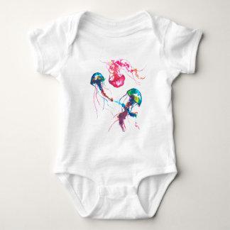 Jellyfish Baby Bodysuit