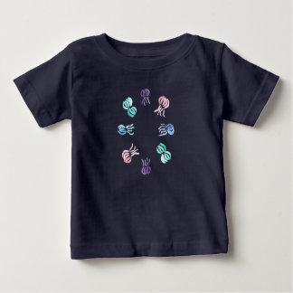 Jellyfish Baby Lap T-Shirt