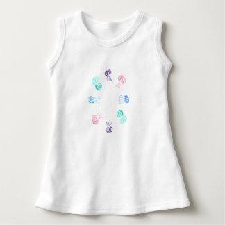 Jellyfish Baby Sleeveless Dress