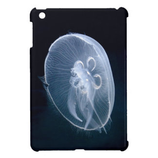 Jellyfish Bright Translucent Blue iPad Mini Case
