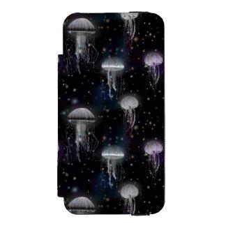 Jellyfish By Night Incipio Watson™ iPhone 5 Wallet Case