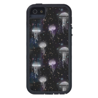 Jellyfish By Night iPhone 5 Case
