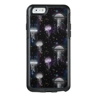 Jellyfish By Night OtterBox iPhone 6/6s Case