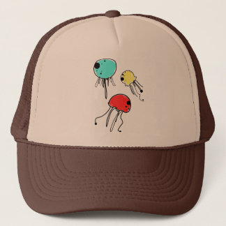 JellyFish Candy Trucker Hat