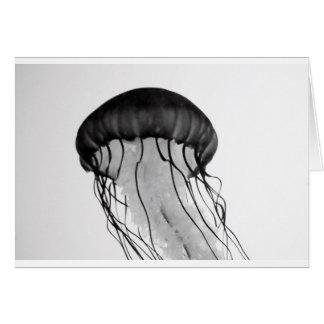 Jellyfish Card