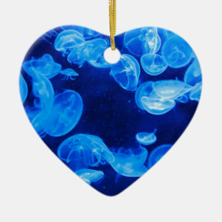 Jellyfish Christmas Ornament