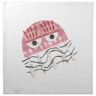 Jellyfish Cloth Napkins