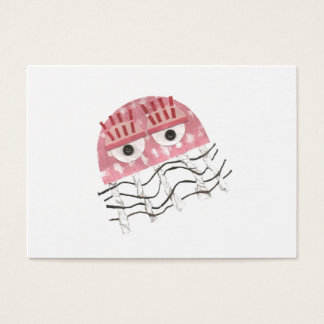 Jellyfish Comb Business Cards