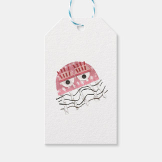 Jellyfish Comb Gift Tags
