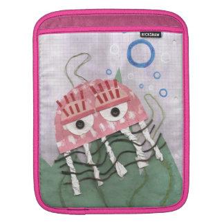 Jellyfish Comb I-Pad Sleeve
