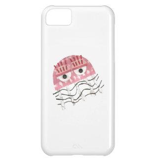 Jellyfish Comb I-Phone 5C Case