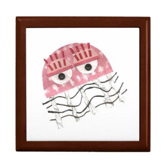 Jellyfish Comb Jewellery Box