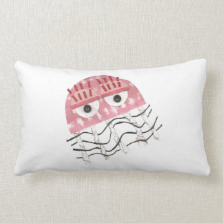 Jellyfish Comb Lumbar Pillow