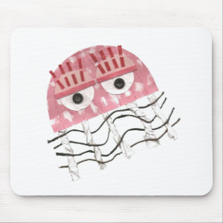 Jellyfish Comb Mousepad