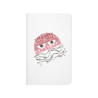 Jellyfish Comb No Background Journal
