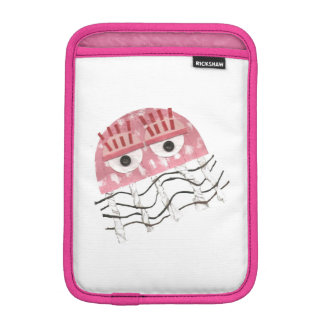 Jellyfish Comb No Background Mini I-Pad Sleeve