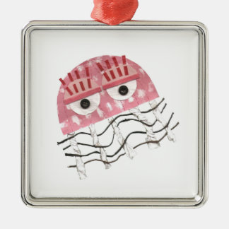 Jellyfish Comb Premium Ornament