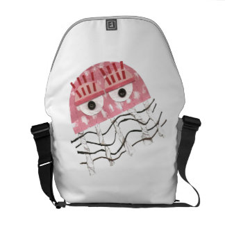 Jellyfish Comb Rusksack Courier Bags