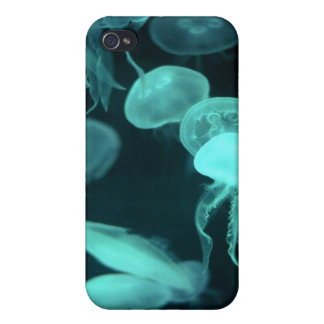 Jellyfish Cover For iPhone 4