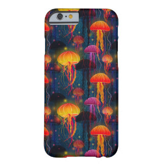 Jellyfish Dance Barely There iPhone 6 Case