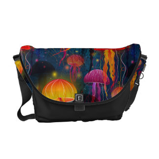 Jellyfish Dance Courier Bag