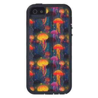 Jellyfish Dance iPhone 5 Covers