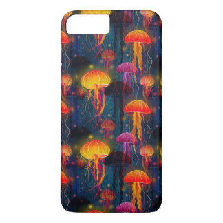 Jellyfish Dance iPhone 8 Plus/7 Plus Case