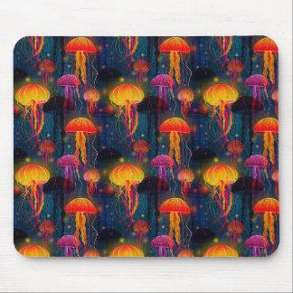 Jellyfish Dance Mouse Mat