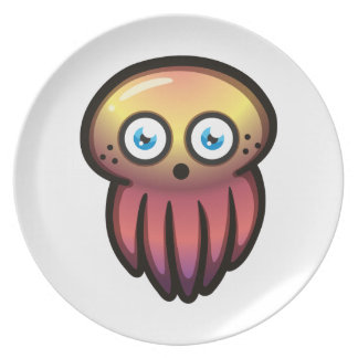 JellyFish Dinner Plates