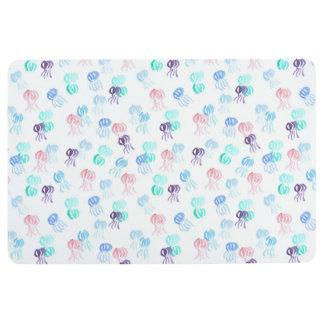 Jellyfish Floor Mat