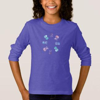 Jellyfish Girls' Long Sleeve T-Shirt