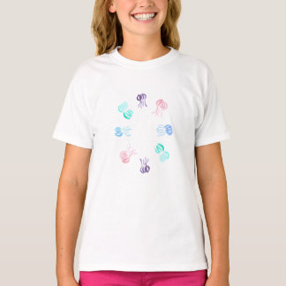 Jellyfish Girls' T-Shirt