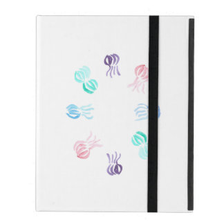 Jellyfish iPad 2/3/4 Case with No Kickstand