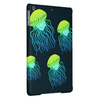 Jellyfish iPad tablet cover Case For iPad Air