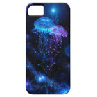 Jellyfish iPhone 5 case (colour)