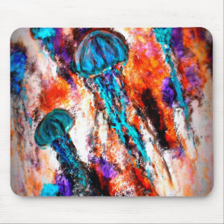 Jellyfish Jump Electric Mouse Mat