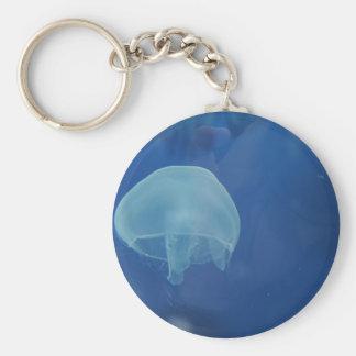 jellyfish key ring
