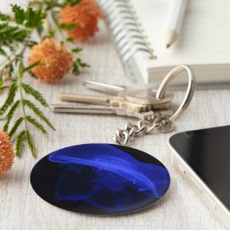 Jellyfish Keychain