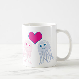 Jellyfish Love Coffee Mug